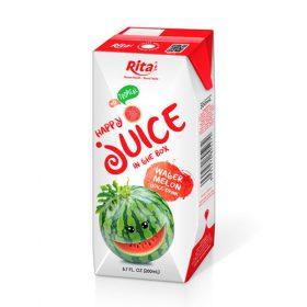watermelon juice drink