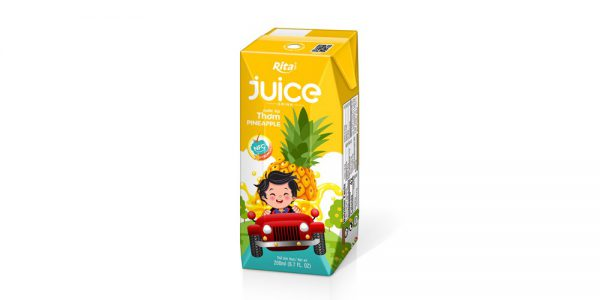 Kids Pineapple Juice 200ml