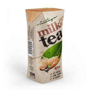 Tea milk drink 200ml