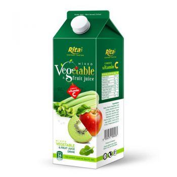Suppliers Vegetable 1000ml Paper Box