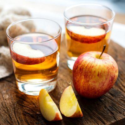 apple juice from aseptic fruit juice