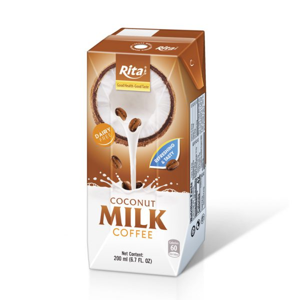 cocout milk flavor coffee 200ml