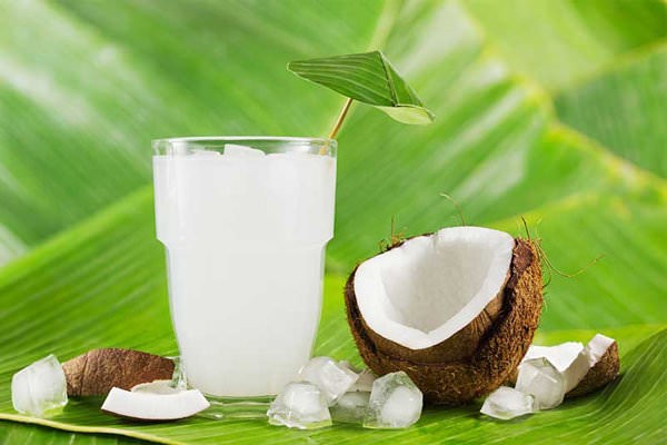 COCONUT WATER ORIGINAL 1 from aseptic fruit juice