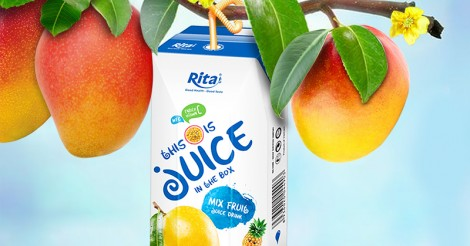 Mix Fruit Juice aseptic