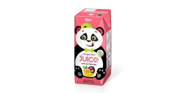 Good Taste Kids Passion Juice 200ml