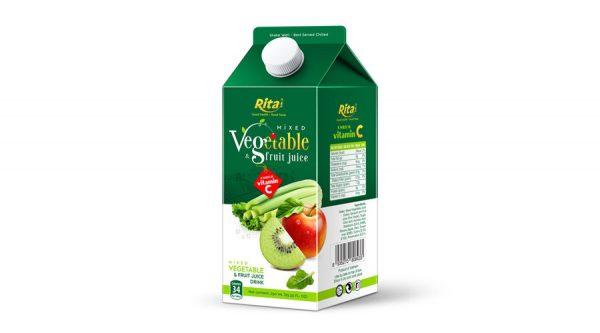 Mixed Vegetable Juice 750ml