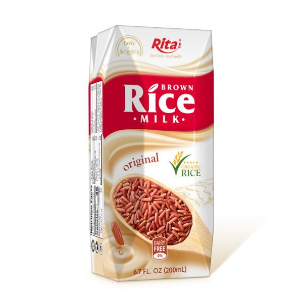 Rice Milk Drink 200ml